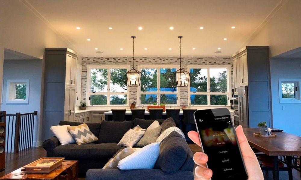 lumastream, brands, lighting, smart home automation, lighting design, smart lighting, Little Rock